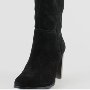 BCBGeneration Tall Boss Black Boots